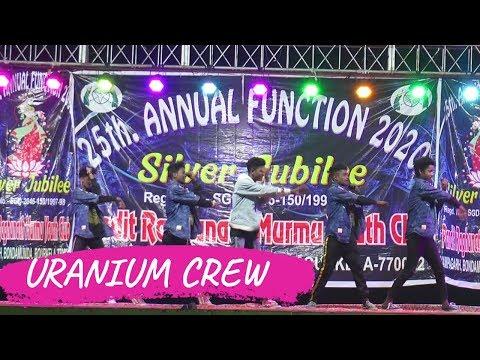 CHAMPAGARH Official Video - Song No : - 3 | Nagpuri Dance Video | Uranium Crew | Rourkela 2020