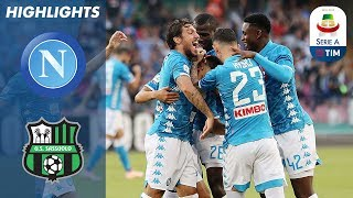An early goal from adam ounas and a second creative strike lorenzo insigne ensures comfortable napoli win. this is the official channel for serie ...