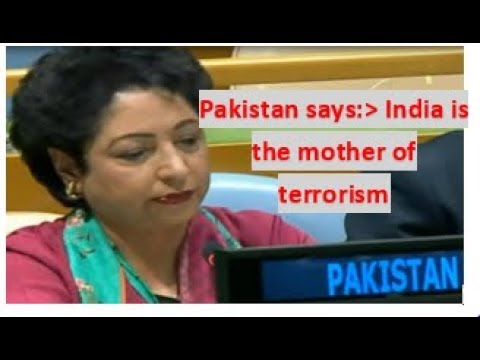 India is the mother of terrorism