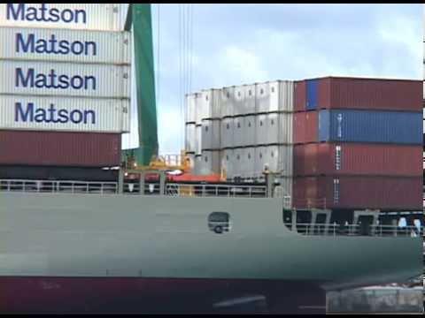 Does West Coast port shutdown affect Guam?