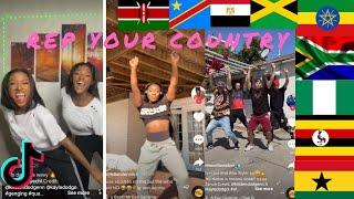 New GENGING dance challenge (AFRICA TIKTOK DANCE COMPILATION  EDITION 2020) | SA, NIG,egt,ghana