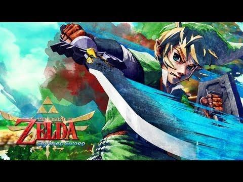 Legend of Zelda: Skyward Sword - Official GDC Trailer