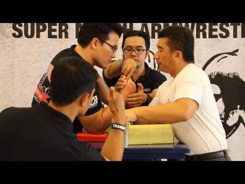Malaysia International Armwrestling Supermatch 2nd Series (14 December 2013) (2)