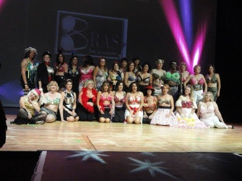 The lovely women of Bras For A Cause!