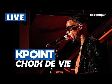 Youtube: KPoint – Choix de vie (Live Session)