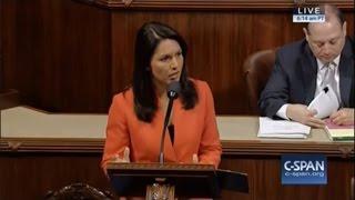 بالفديديو.. نائبة بالكونجرس تتهم الحكومة الأمريكية بتمويل الإرهاب
