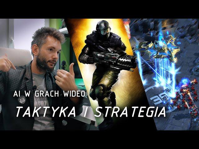 Taktyka i strategia | AI w grach wideo 5/6