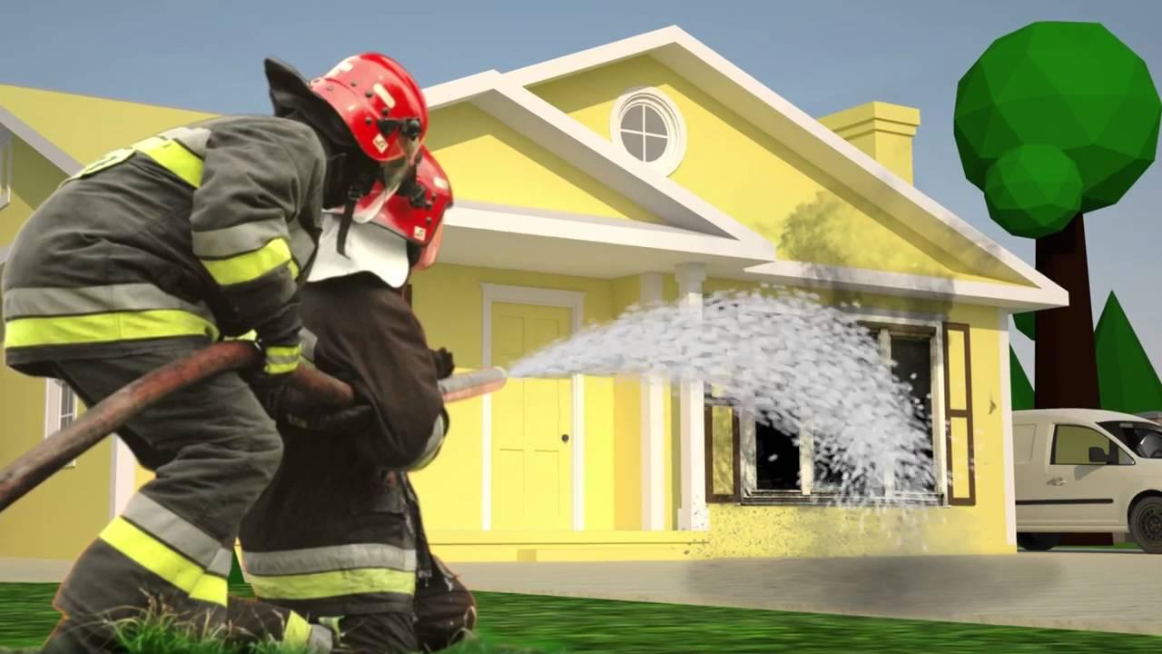 сообщают, картинки защита от пожара как индивидуальный