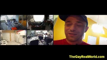 Gay cam house The Gay Real World After Hours