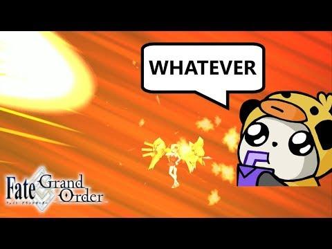 Nerofest Arash CQ ~ The Most Boring CQ Ever! [FGO NA]