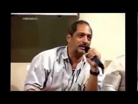 Nana Patekar on Thoda Sa Roomani Hojaye