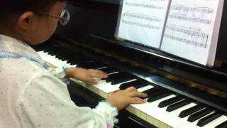 Piano trẻ em - Greensleeves