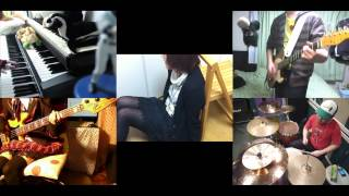 輪廻のラグランジェ ED Hello! を演奏してみました。 [Vocal] 琳乃 - Rinno [Guitar] はーーーー - Ha---- [Keyboard] れん - Ren [Bass] くすのき るい -...