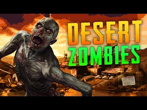 Zombie Desert (Greatest Hits - World at War Zombies)