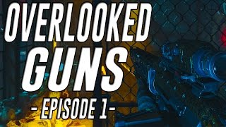 "Most Overlooked Guns in ""Black Ops 3 Zombies"" (Episode 1) Drakon"