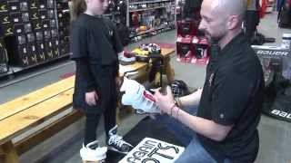 How to select hockey equipment for kids