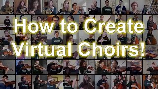 How to Create & Edit Virtual Ensembles!