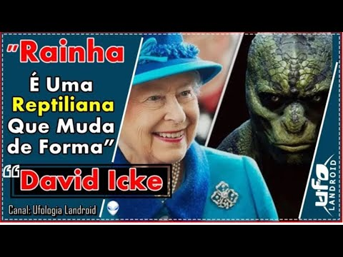 Família Real Britânica São Todos Reptilianos