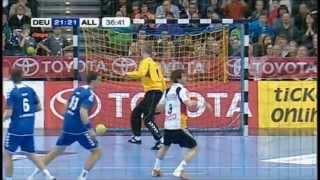 les plus beaux buts de handball