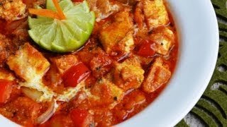 Paneer Tikka Masala(revisited)