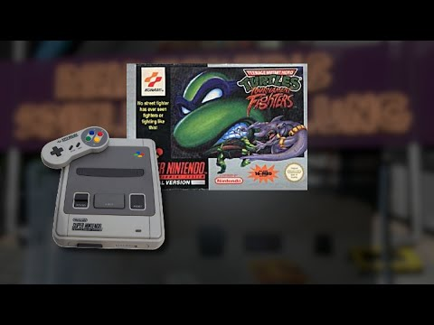 Gameplay : Turtles Tournament Fighter [SNES]