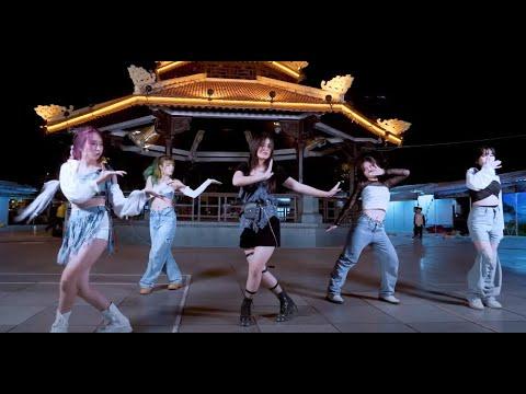 BLACKPINK - Pretty Savage Dance Mirror (5 Member Version)