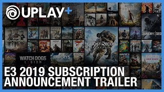 E3 2019: Uplay+ Subscription Announcement | Trailer | Ubisoft [NA]