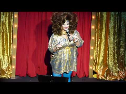 Drag Queens of Comedy LA - Jackie Beat (Part 1)