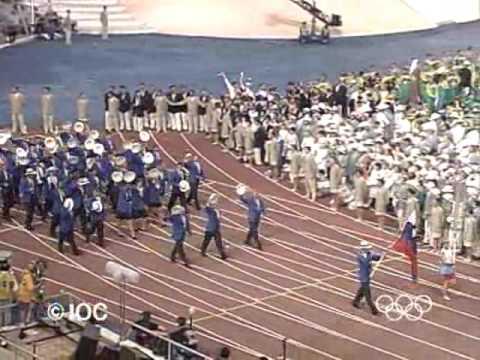 Juegos Olimpicos Barcelona 1992 Barcelona 1992 Olympic Games Youtube