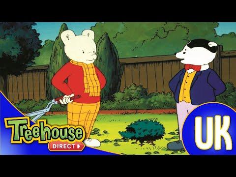 Rupert - 32 - Rupert and the Hedgehog