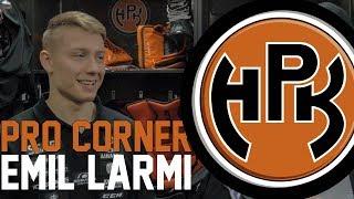 Entiset lupaukset - PRO Corner - Emil Larmi (HPK)