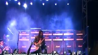 Yngwie Malmsteen - Overture & From A Thousand Cuts & Arpeggios From Hell