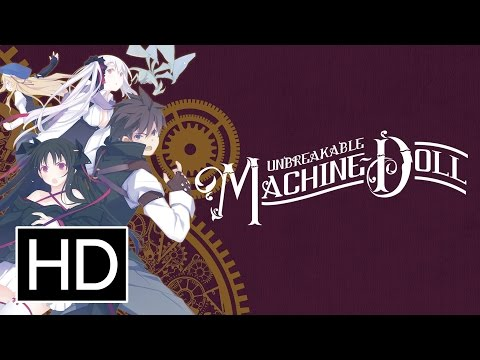 Unbreakable Machine Doll - Official Trailer