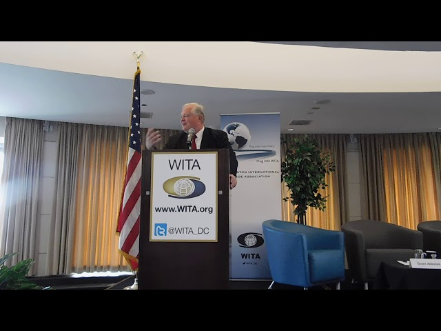 12/12/17-WITA Discussion with Amb. Max Baucus, Chairman Pat Roberts and Grant Aldonas-Part 1