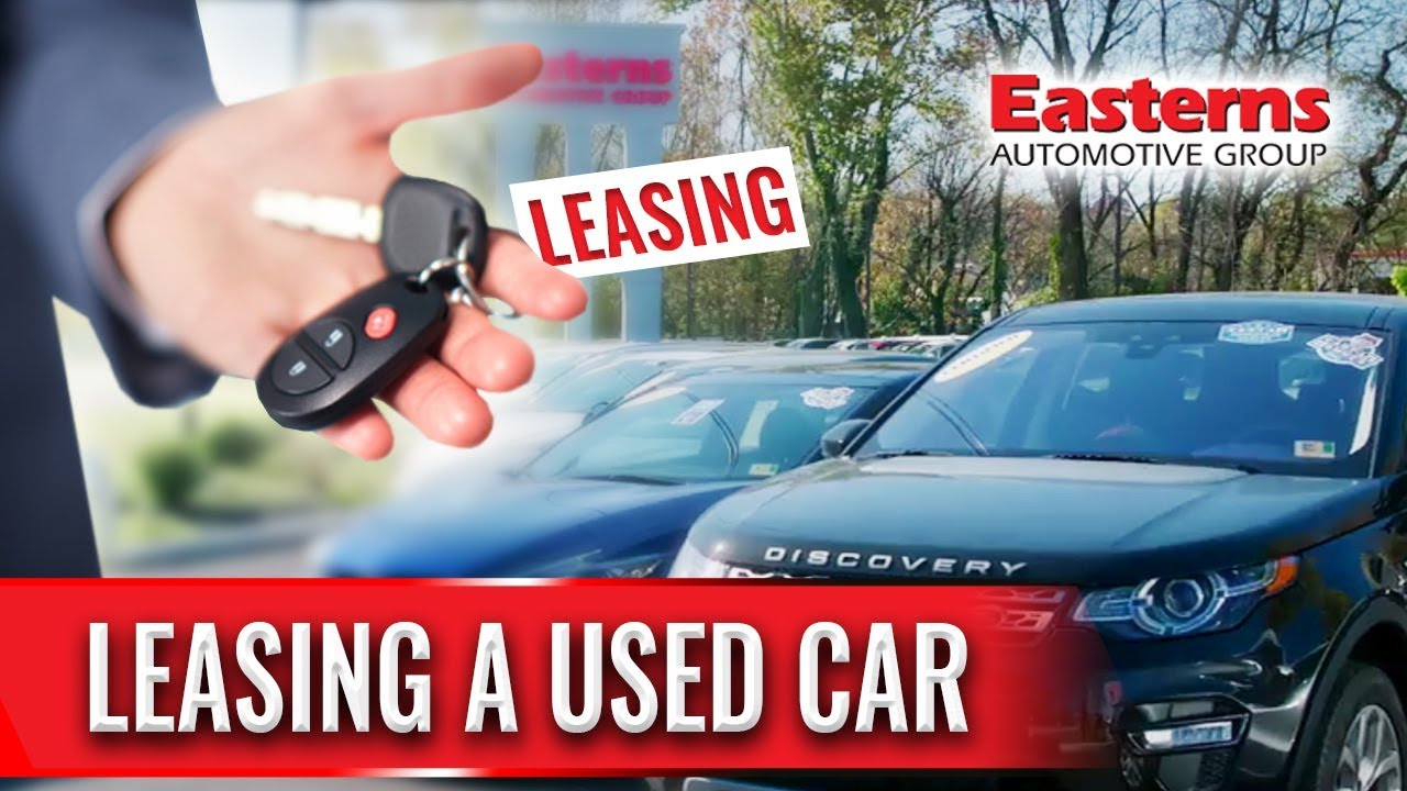 Used Cars Baltimore >> Leasing A Used Car From Easterns Pre Owned Car Dealership Baltimore Md Washington Dc Used Cars