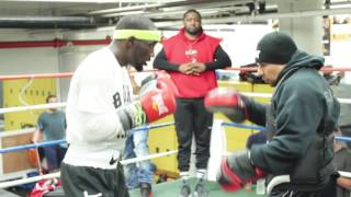 "Terence ""Bud"" Crawford Workout"