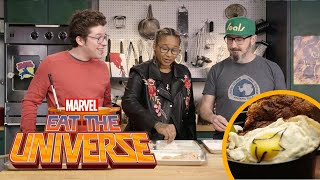 Eat the Universe: Episode 1 - Phoenix Hot Chicken and Egg Bowl