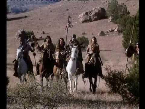 Comanche Tribe- Native American - YouTube