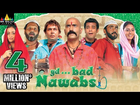 Hyderabad Nawabs | Hindi Latest Full Movies | Aziz, Nasar, M
