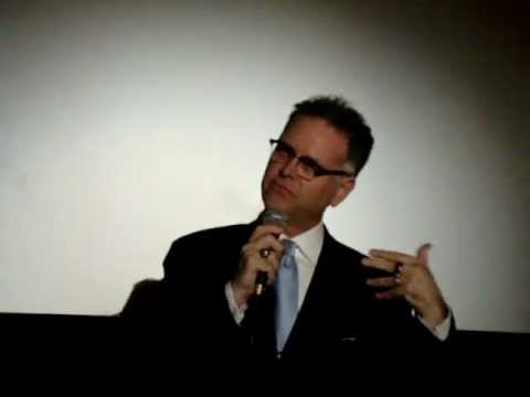 "The Czar of Film Noir, Eddie Muller introduces ""The House on Telegraph Hill"" in Seattle 2/24/2012"