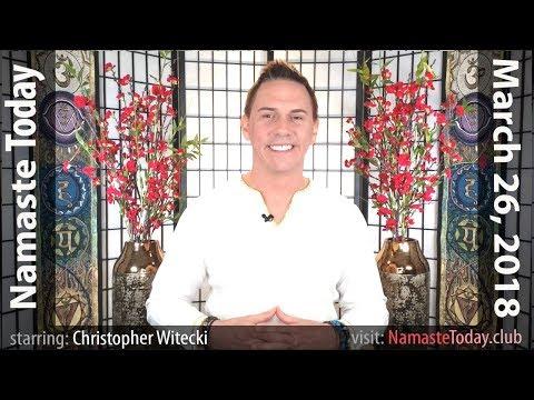 Namaste Today: The Libra Liberty Full Moon • 3/26/18