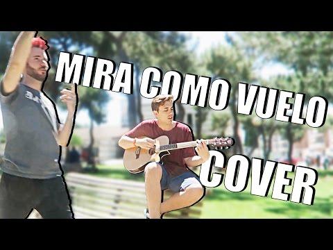 MIRA COMO VUELO - MISS CAFFEINA (Cover Christian Villanueva y Zeus)
