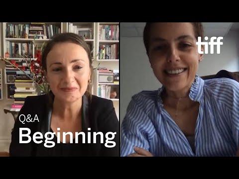 BEGINNING Q&A with Dea Kulumbegashvili | TIFF 2020