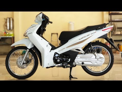 Honda Wave 125i White 2019 Youtube