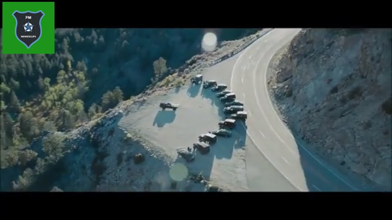 Download Furious Seven 7 Hindi Dom Show Time  Car Jump ( Extra clip 10 )