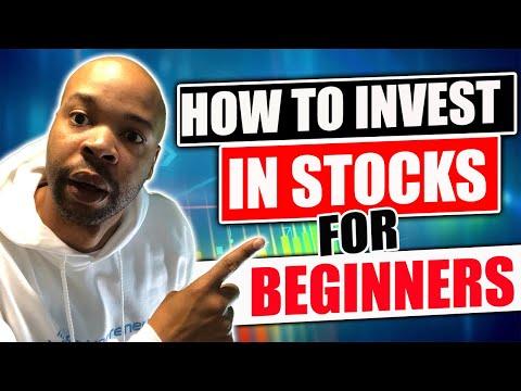 WiFi Entrepreneur: How To Invest In Stocks For Beginners | Affiliate Marketing Guide: Journal 41