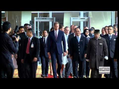 Prince William & Kate Middleton Royal Visit to Malaysia