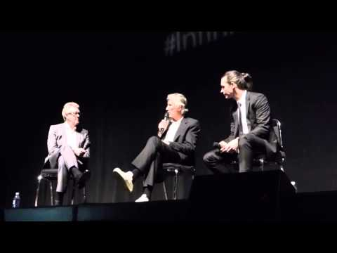 Roger Waters The Wall Q&A World Premiere TIFF
