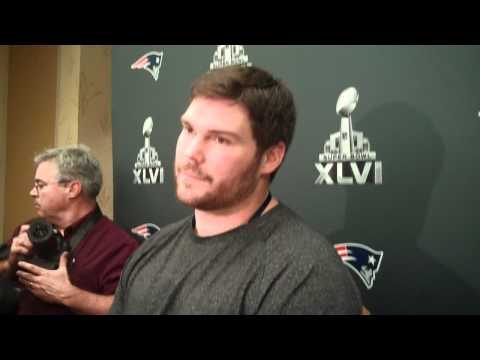 New England Patriots Day 2 Dan Connolly