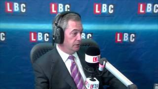 Nigel Farage Accepts Clegg